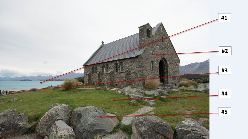 Church of the good shepard - Before