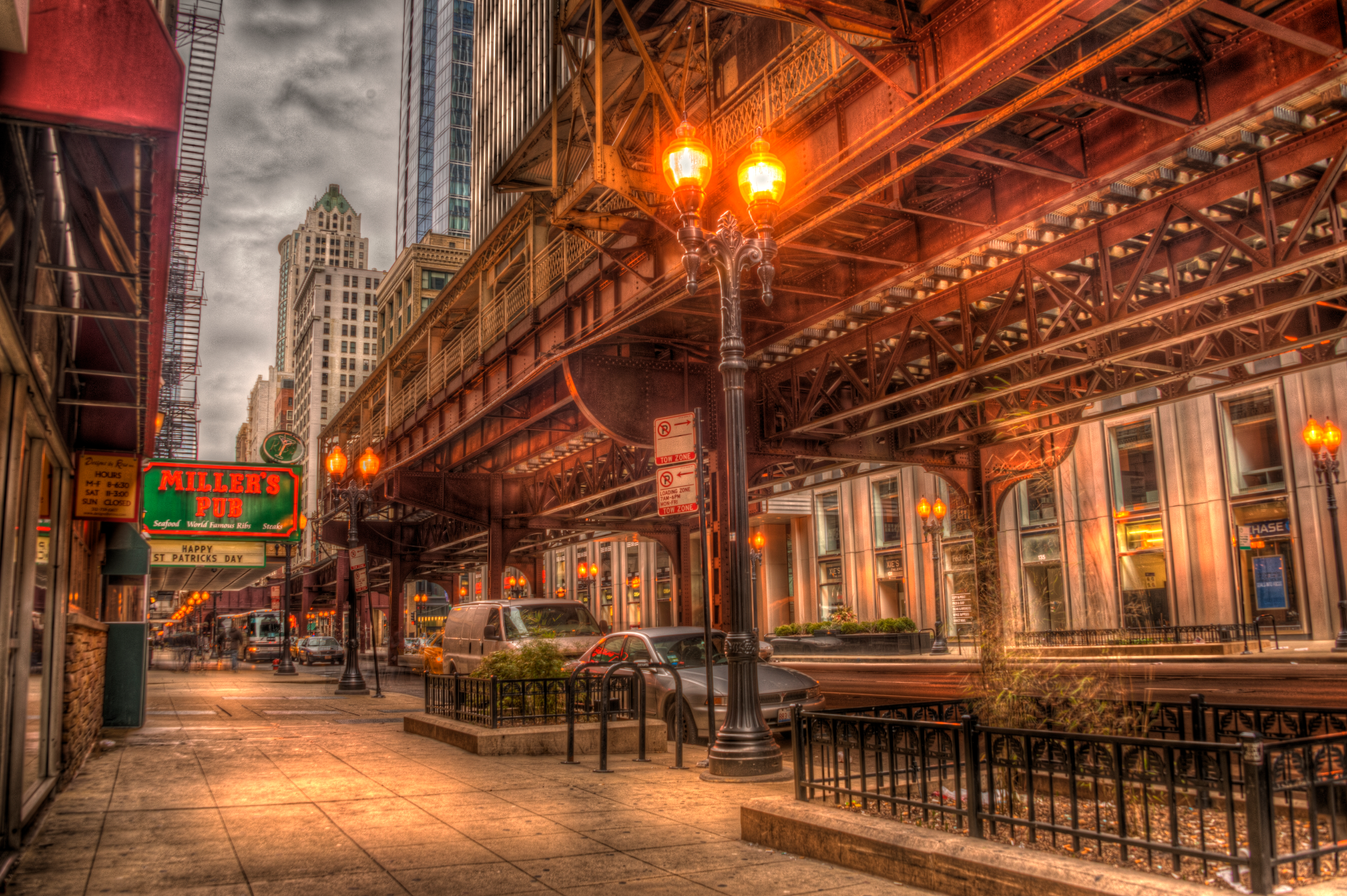 Chicago - Tonemapped image