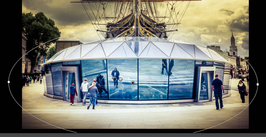 Cutty Sark blue mapping 2