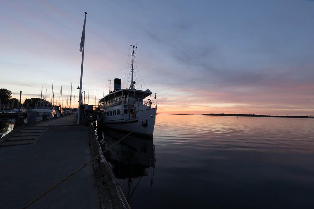 Sagafjord before photo
