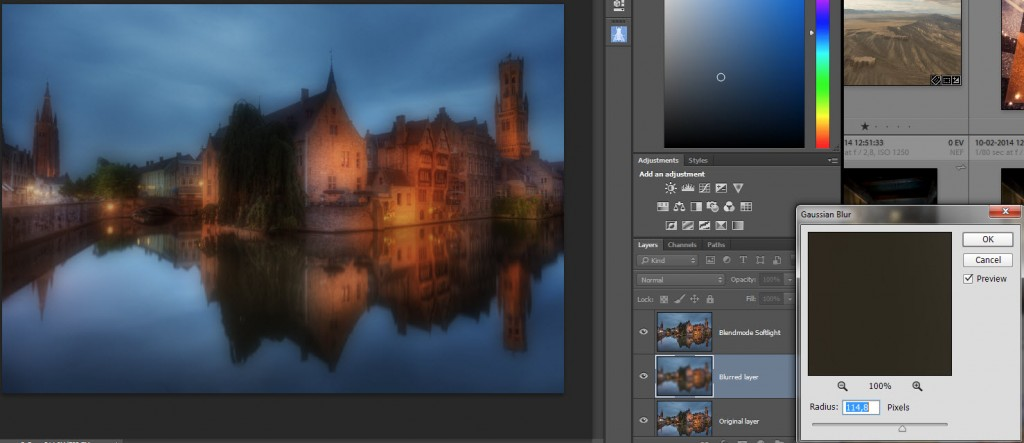 Step 10 - try other blend modes