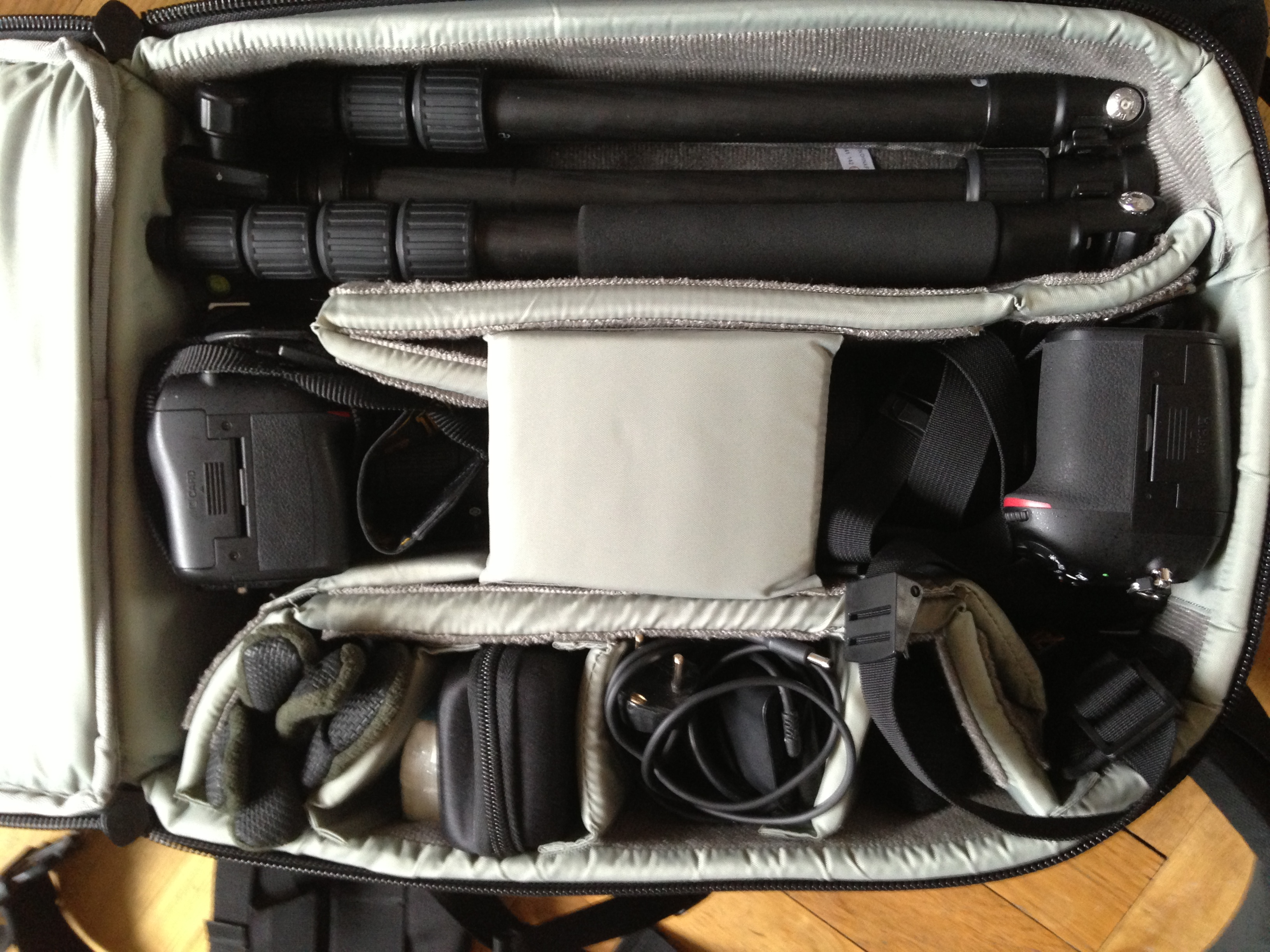 What's in my photo bag