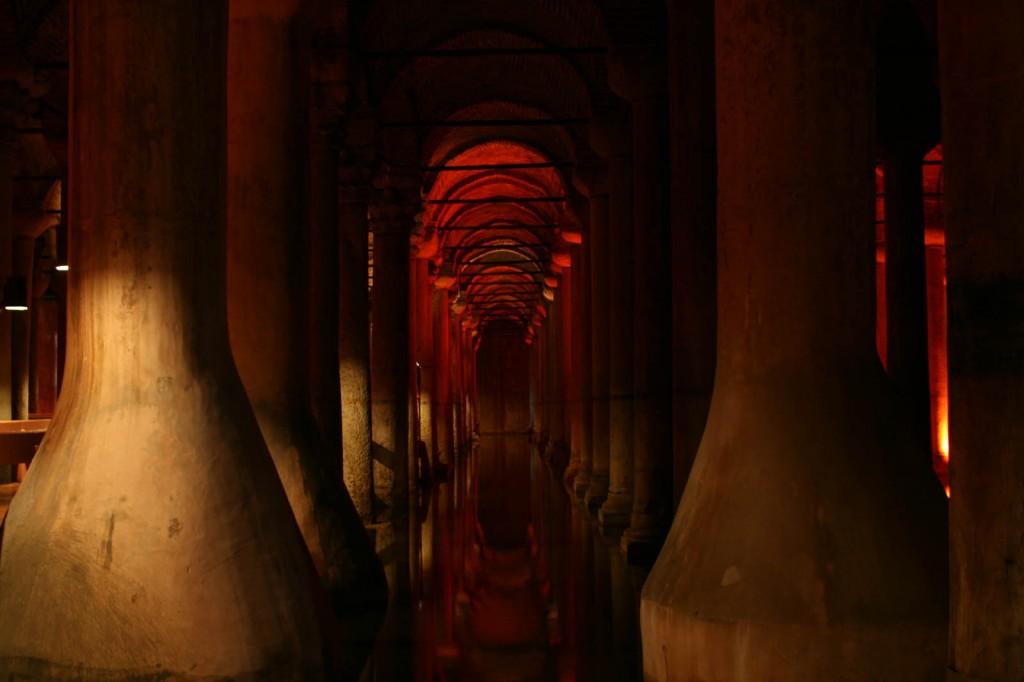 Cistern Basilica Original Photo
